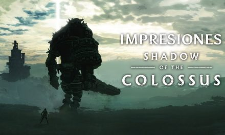 Impresiones Shadow of the Colossus