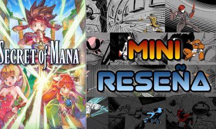 Mini-Reseña Secret of Mana