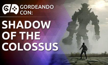 Gordeando con: Shadow of the Colossus