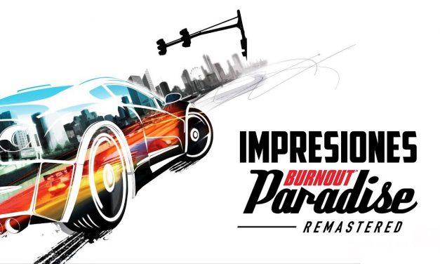 Impresiones Burnout Paradise Remastered