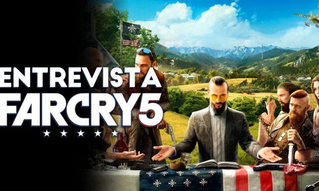 Entrevista Far Cry 5