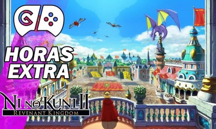 Horas Extra – Ni no Kuni II: Revenant Kingdom
