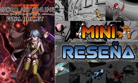 Mini-Reseña Sword Art Online: Fatal Bullet