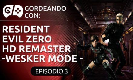Gordeando con: Resident Evil Zero HD Remaster – Wesker Mode – Parte 3