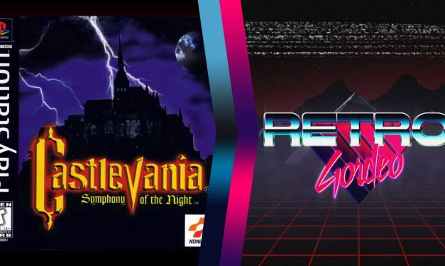 Retro Gordeo: Castlevania: Symphony of the Night (PlayStation)