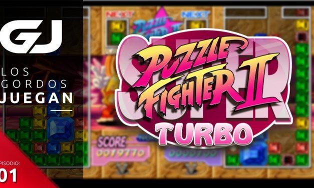 Los Gordos Juegan: Super Puzzle Fighter II Turbo HD Remix