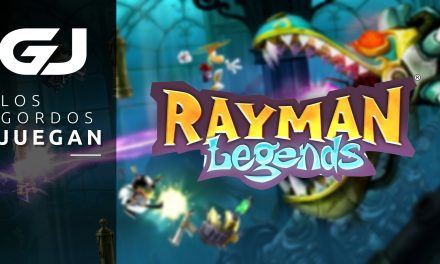 Los Gordos Juegan: Rayman Legends