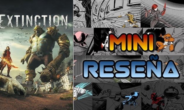 Mini-Reseña Extinction