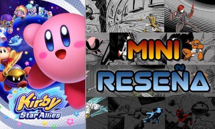 Mini-Reseña Kirby Star Allies