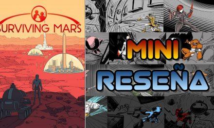 Mini-Reseña Surviving Mars