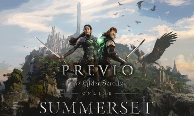 Previo The Elder Scrolls Online: Summerset