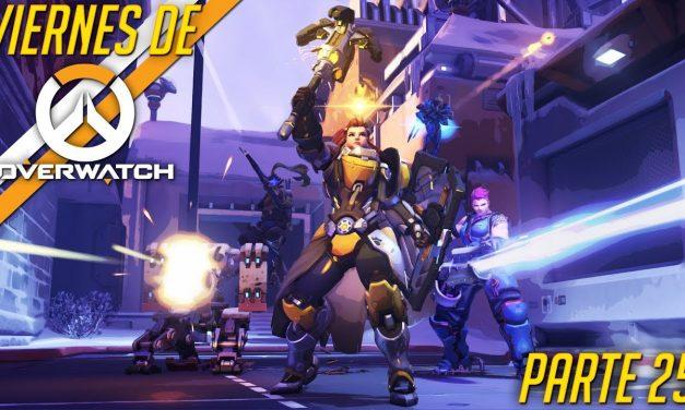 Casul-Stream: Viernes de Overwatch #25 – Jugando con la Banda de Xbox One