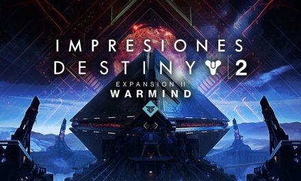 Impresiones Destiny 2: Warmind