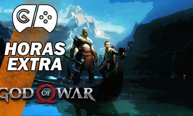 Horas Extra – God of War