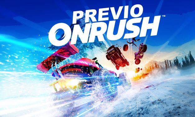 Previo: Onrush