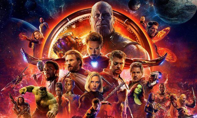 Cine 204: Avengers: Infinity War