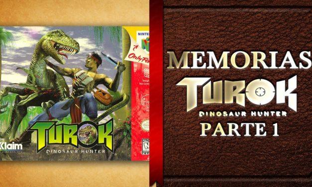 Memorias – Turok: Dinosaur Hunter – Parte 1