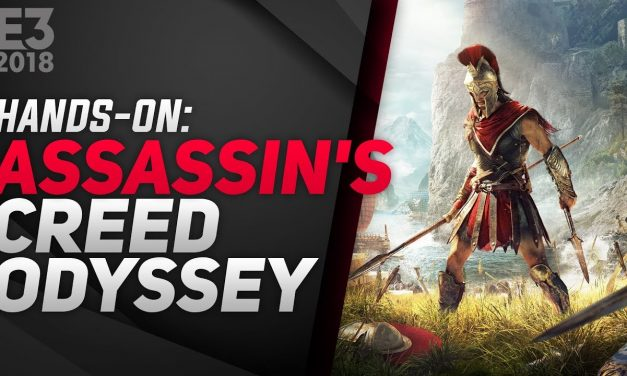Hands-On Assassin's Creed Odyssey – E3 2018