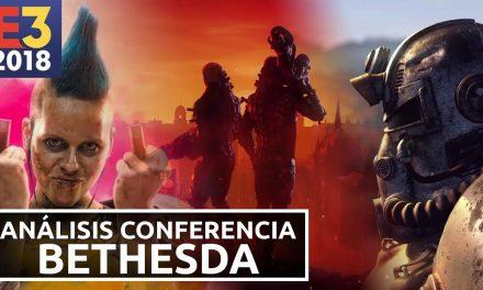Análisis Conferencia Bethesda – E3 2018