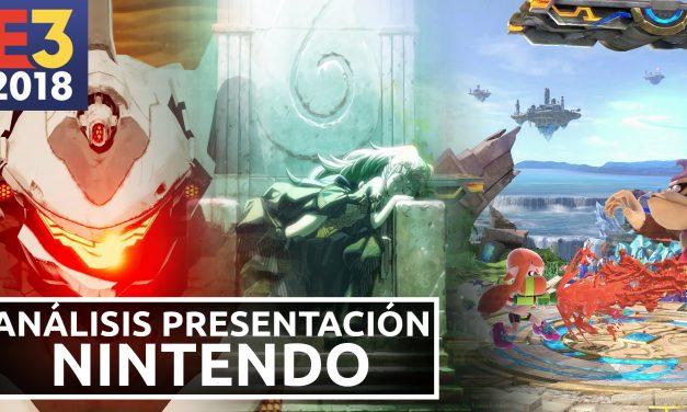 Análisis Presentación Nintendo – E3 2018