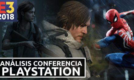Análisis Conferencia Sony – E3 2018