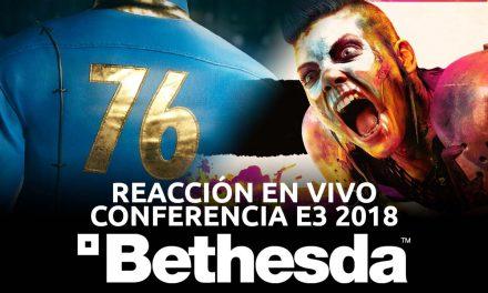 Reacción en Vivo: Conferencia Bethesda E3 2018