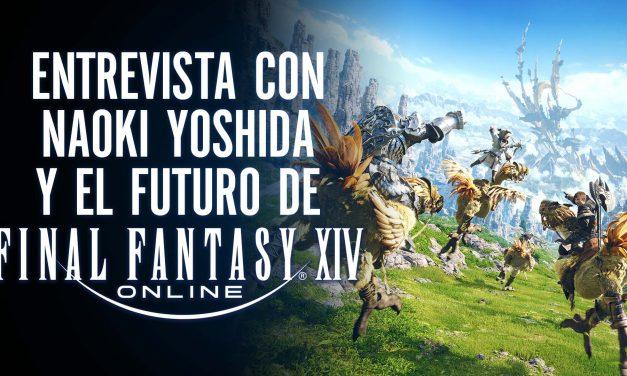 Entrevista con Naoki Yoshida y el Futuro de Final Fantasy XIV Online