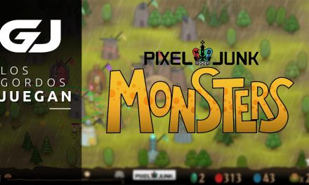 Los Gordos Juegan PixelJunk Monsters – Parte 3