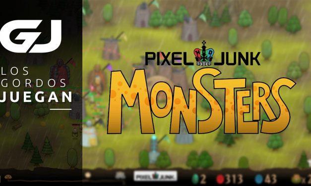 Los Gordos Juegan PixelJunk Monsters – Parte 3