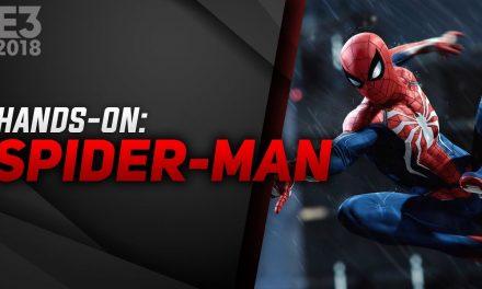 Hands-On Spider-Man – E3 2018