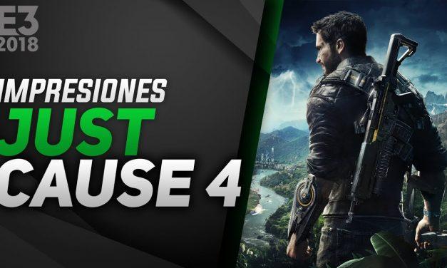 Impresiones Just Cause 4 – E3 2018
