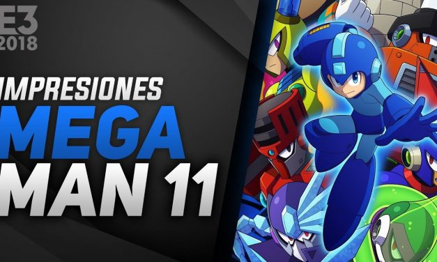 Hands-On Mega Man 11 – E3 2018