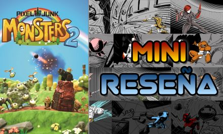 Mini-Reseña PixelJunk Monsters 2