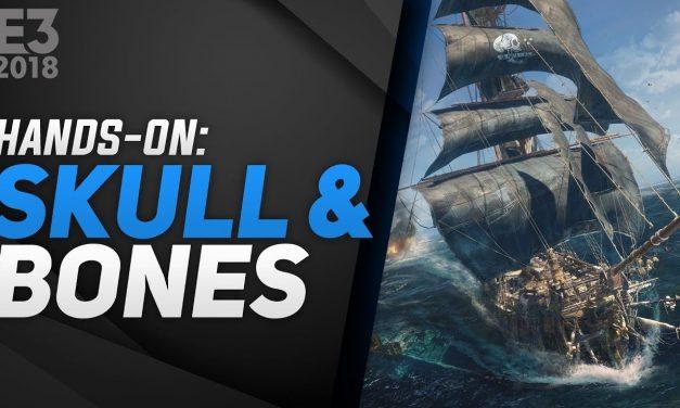 Hands-On Skull & Bones – E3 2018