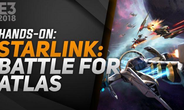 Hands-On Starlink: Battle for Atlas – E3 2018