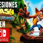 Impresiones – Crash Bandicoot N. Sane Trilogy en Switch
