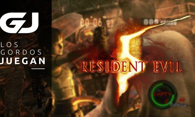 Los Gordos Juegan: Resident Evil 5 – Modo Mercenarios – Parte 3