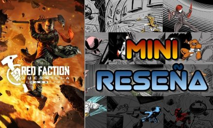 Mini-Reseña Red Faction Guerrilla Re-Mars-tered