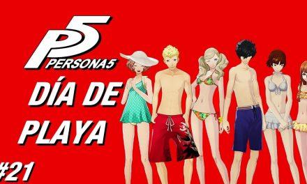 Casul-Stream: Serie Persona 5 #21 – Día de Playa