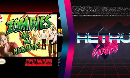 Retro Gordeo: Zombies Ate My Neighbors (SNES,Genesis)