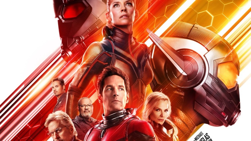 Cine 209: Ant-Man & The Wasp