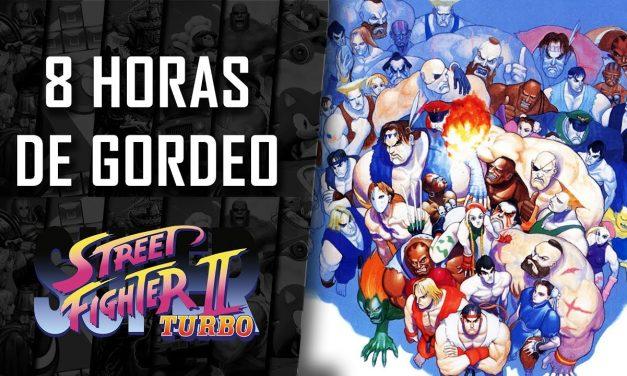 8 Horas de Gordeo 2018 – Super Street Fighter II Turbo