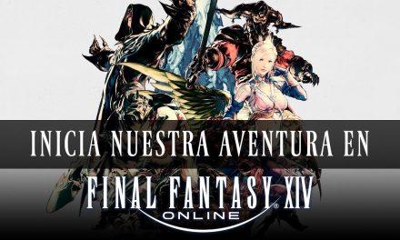 Inicia Nuestra Aventura en Final Fantasy XIV