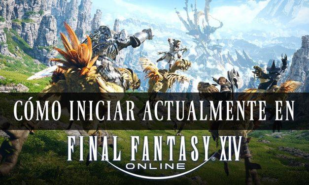 Cómo Iniciar Actualmente en Final Fantasy XIV