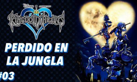 Casul-Stream: Serie Kingdom Hearts #3 – Perdido en la Jungla