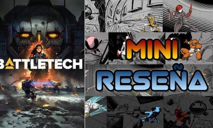 Mini Reseña BattleTech