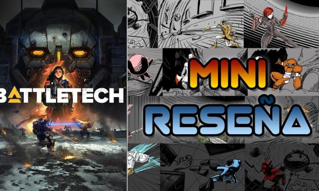Mini Reseña BattleTech