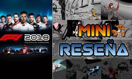 Mini-Reseña F1 2018