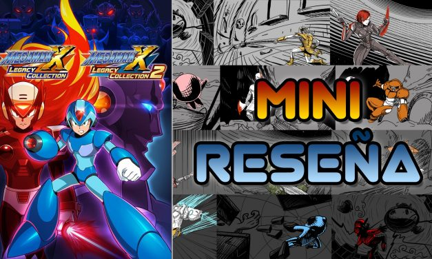 Mini-Reseña Mega Man X Legacy Collection 1 + 2