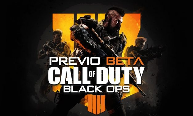 Previo Beta Call of Duty: Black Ops 4